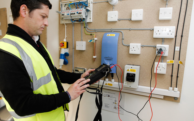 Comprehending the City and Guilds Electrical Courses